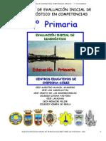 Evaluación Inicial 1 Primaria