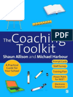 the Coaching Toolkit