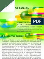 El Sistema Social