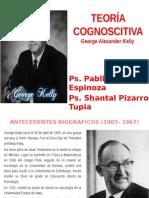 TEORIAS COGNOSCITIVAS