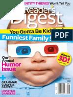 Reader's Digest 2010-09