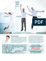 Michael Joseph Listing PDF