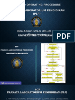 Presentasi SOP PLP Office 2003