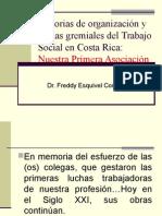 Historias de organización y luchas gremiales del Trabajo.ppt