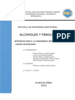 Alcoholes y Fenoles