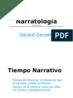 Narratología I - Orden temporal y duración