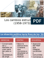 Chile1958 1973 Cambiosestructuralesyquiebredemocrtico 121118090823 Phpapp02