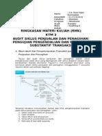 RMK KTM 2 Audit Siklus Penjualan Dan Penagihaan Febri