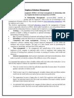MU0012_Employee Relations Management