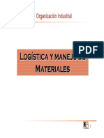 UTN°6-Logistica y manejo de Materiales-2015