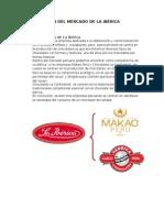 Segmentación Del Mercado de La Ibérica