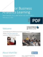 acaseforbusinessanalyticslearning