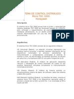 Scd Tdc3000 Tps
