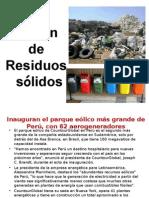 Gestion de Residuos Solidos-2013