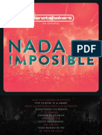Planetshakers -Nada Es Imposible (Partitura Español)