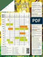 Calendario Academico 2015-16
