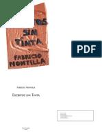 Escritos Sin Tinta - Fabricio Montilla (Version Imprimir)