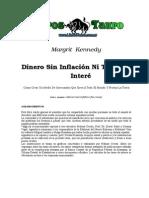 Kennedy, Margrit - Dinero Sin Inflacion Ni Tasas de Interes