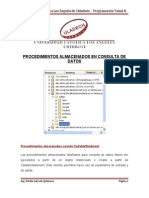 sofware Procedmientos Almacenados Consulta Datos