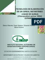 tecnologiadeelaboracindeuncerealinstantaneoabasedequinua-villacrese-rm-091208214022-phpapp01.ppt