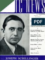 Music News 1947