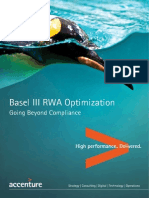 Accenture Basel III Going Beyond Compliance