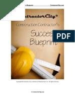 Contractors Success Blueprint