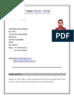 Mudasir Resume