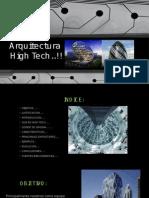 Arquitectura High Tech