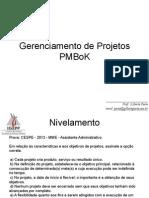 Gestão de Projetos - Gilberto Porto - Aula 01