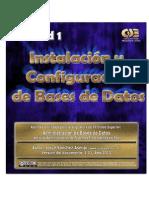 Administración y Configuración de Bases de Datos