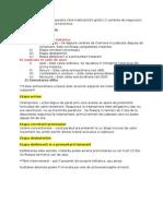 Fazele Procesului Civil