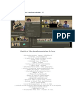 Curso de Adobe Premiere Pró CS6 e CC