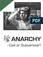 Civil Anarchism Book