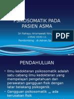 Psikosomatik Pada Pasien Asma
