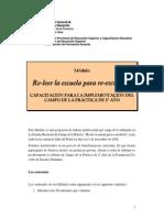 Modulo 1 - Acompañamiento Capacitante 2009 Practica