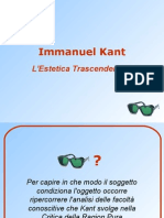 Kant, Estetica Trascendentale_0