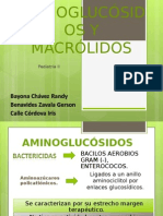 TERAPEUTICA MACROLIDOS