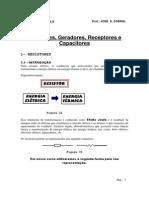 Apostila de Resistores, Geradores e Capacitores.pdf