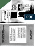 BOOK R. Taft - The Byzantine Rite - A Short History