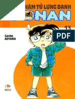 Thám tử lừng danh Conan - Tập 13