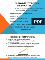 Temperatura Amaya