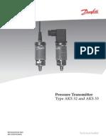 Transmisor AKS 33