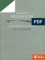 Camino de campo - Martin Heidegger.pdf