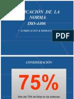2015 - Control de la Contaminación Mediante la Norma ISO 4406 - V.Carvallo