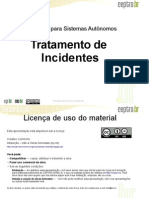 Tratamento Incidentes