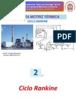 FMT_Sesión 2a-Ciclo Rankine