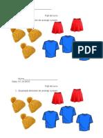 Fisa - Grupeaza Dupa Culoare