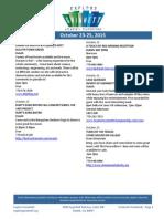 Gwinnett Weekends Oct. 23-25