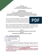 PLANO DIRETOR DE FORTALEZA